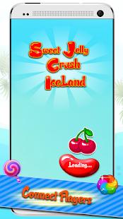 Sweet Jelly Crush Iceland 2017 - náhled