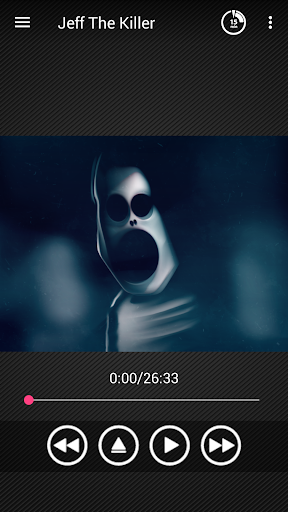 Audio creepypasta. Horror and scary stories image 0