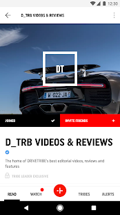 DRIVETRIBE – F1, Cars, Bikes- screenshot thumbnail