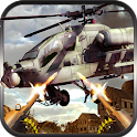 WW2 Helicopter Attack Gunner icon