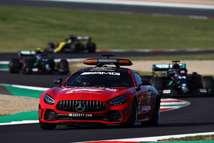 Aston Martin To Share F1 Safety Car Duties With Mercedes Reports