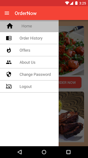 OrderNow app (apk) free download for Android/PC/Windows screenshot