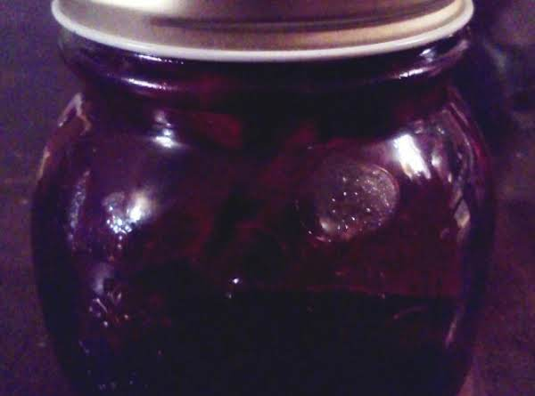 Beets Canned In Lemonade