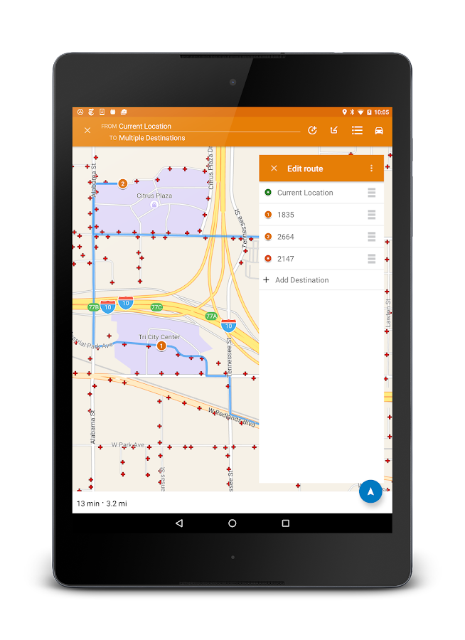 Navigator for ArcGIS- screenshot