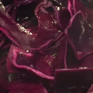 Garlic Red Cabbage