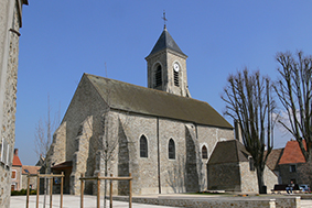 photo de Saint Denis Saint Fiacre