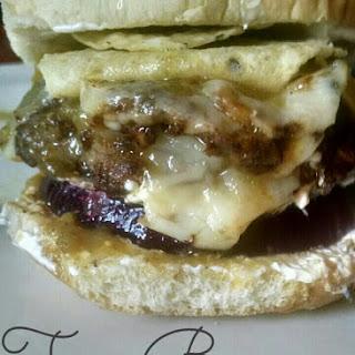 Taco Burgers #WeekdaySupper