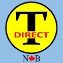 Taxi Direct New Brunswick icon