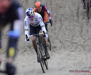 Mag Wout Van Aert losfietsen na de wedstrijd of niet? UCI-commissaris schept duidelijkheid