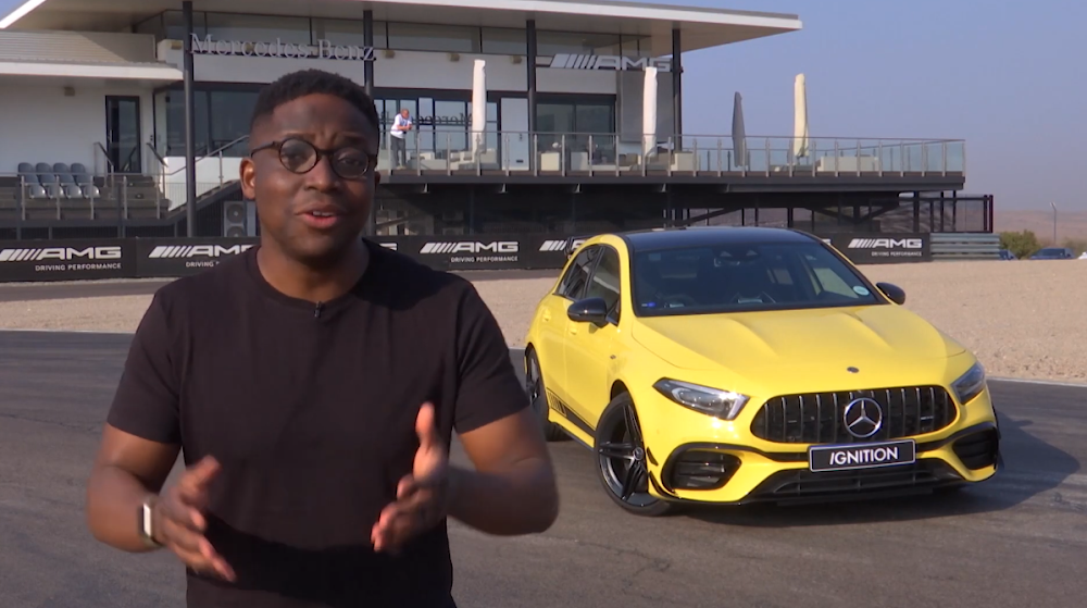 WATCH | Ignition TV drives the 2020 Mercedes-AMG A45 S