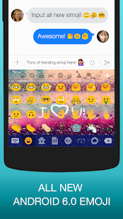 Emoji Keyboard Cute Emoticons free download for sony