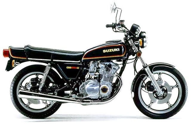 suzuki GSX 550-manual-taller-despiece-mecanica