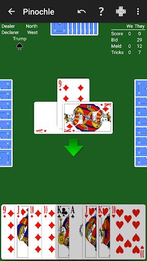 Pinochle by NeuralPlay 1.50 screenshots 1