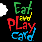 Eat and Play Card