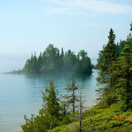 Isle Royale National Park by Nicholas Hubbard - Landscapes Forests