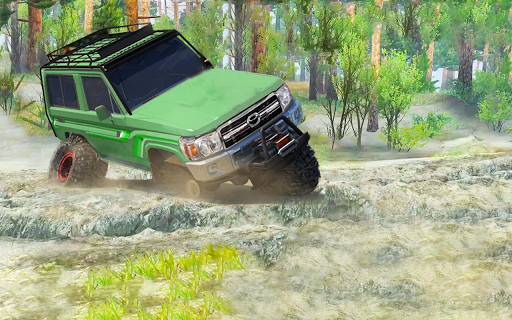 Offroad Drive : Exterme Racing Driving Game 2019 apkpoly screenshots 7