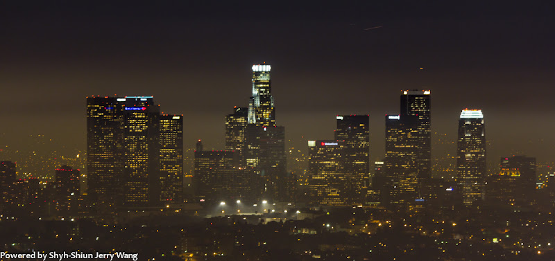 Photo: Toward the center, you are fixing your eyes on the skyline of CITY...