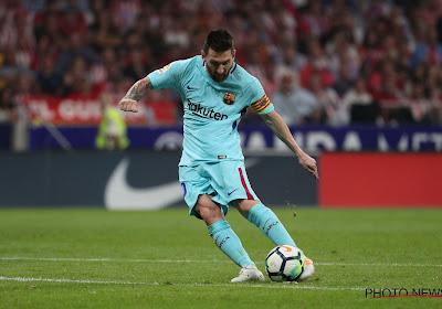 Lionel Messi begon pas erg laat aan zijn carrière als vrijetrappenspecialist