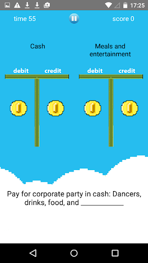 Debit and Credit - Accounting  {cheat hack gameplay apk mod resources generator} 3
