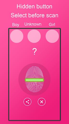 预测性别-扫描仪
