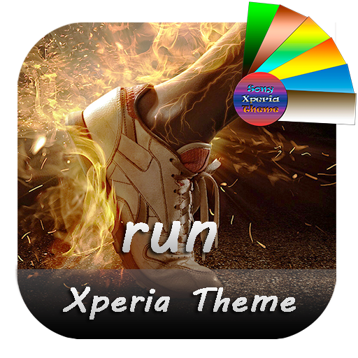 run | Xperia™ Theme