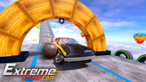 Télécharger Gratuit Extreme GT Car Racing: Ramp Car Stunts games 2020 APK MOD (Astuce) screenshots 2