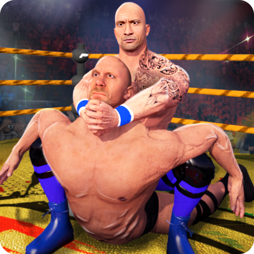 Wrestling Rumble Mania - Fighting Game
