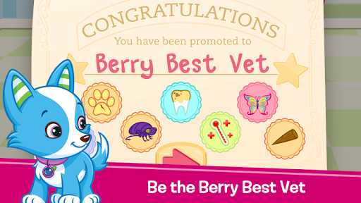 Strawberry Shortcake Puppy Dr.