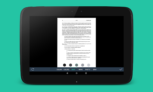 Mini Scanner Pro 1.0.6  – PDF Scanner App 1.0.6 [Full Cracked] MOD Apk 8