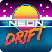 Neon Drift: Retro Racer Icon