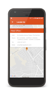 GTBank Gambia - náhled