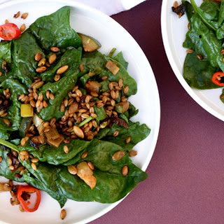 Barley And Spinach Salad Recipes