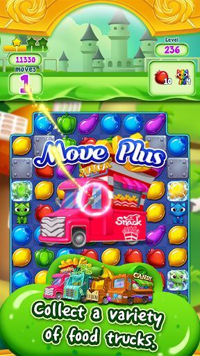 Food Burst: An Exciting Puzzle Game apktram screenshots 20