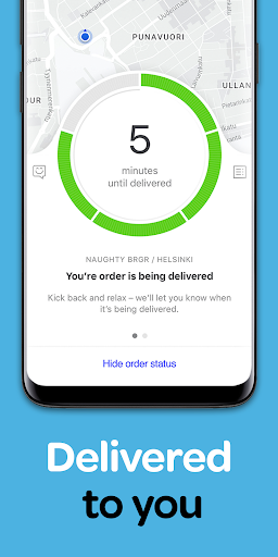 Wolt: Food delivery 2.14.6 screenshots {n} 2