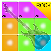 ROCK PADS (tap pads to create rock music)