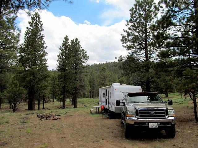 Park's Pasture campsite