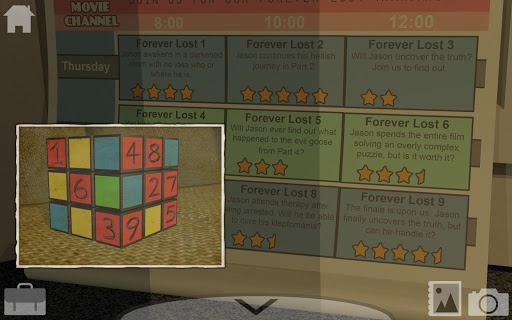 A Short Tale - The Toy Sized Room Escape Game Juegos para Android screenshot