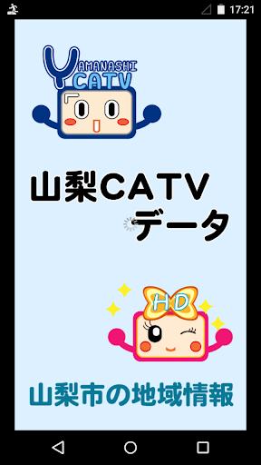 山梨CATVデータ