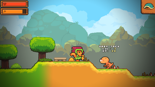StoneBack | Prehistory | PRO game for Android screenshot
