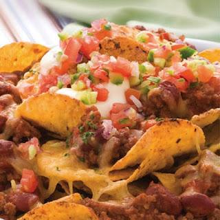 Chili Nachos Salsa Recipes