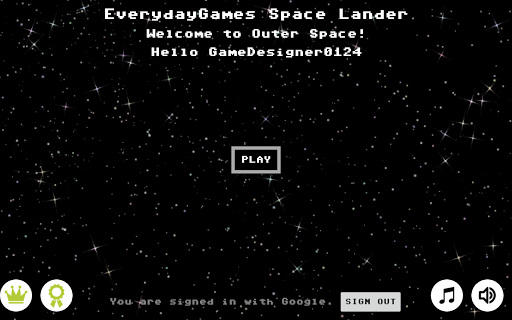 Space Lander  screenshots 2