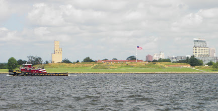 Photo: Fort McHenry where the National Anthem was written