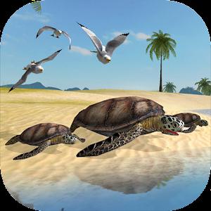 Sea Turtle Simulator for PC and MAC