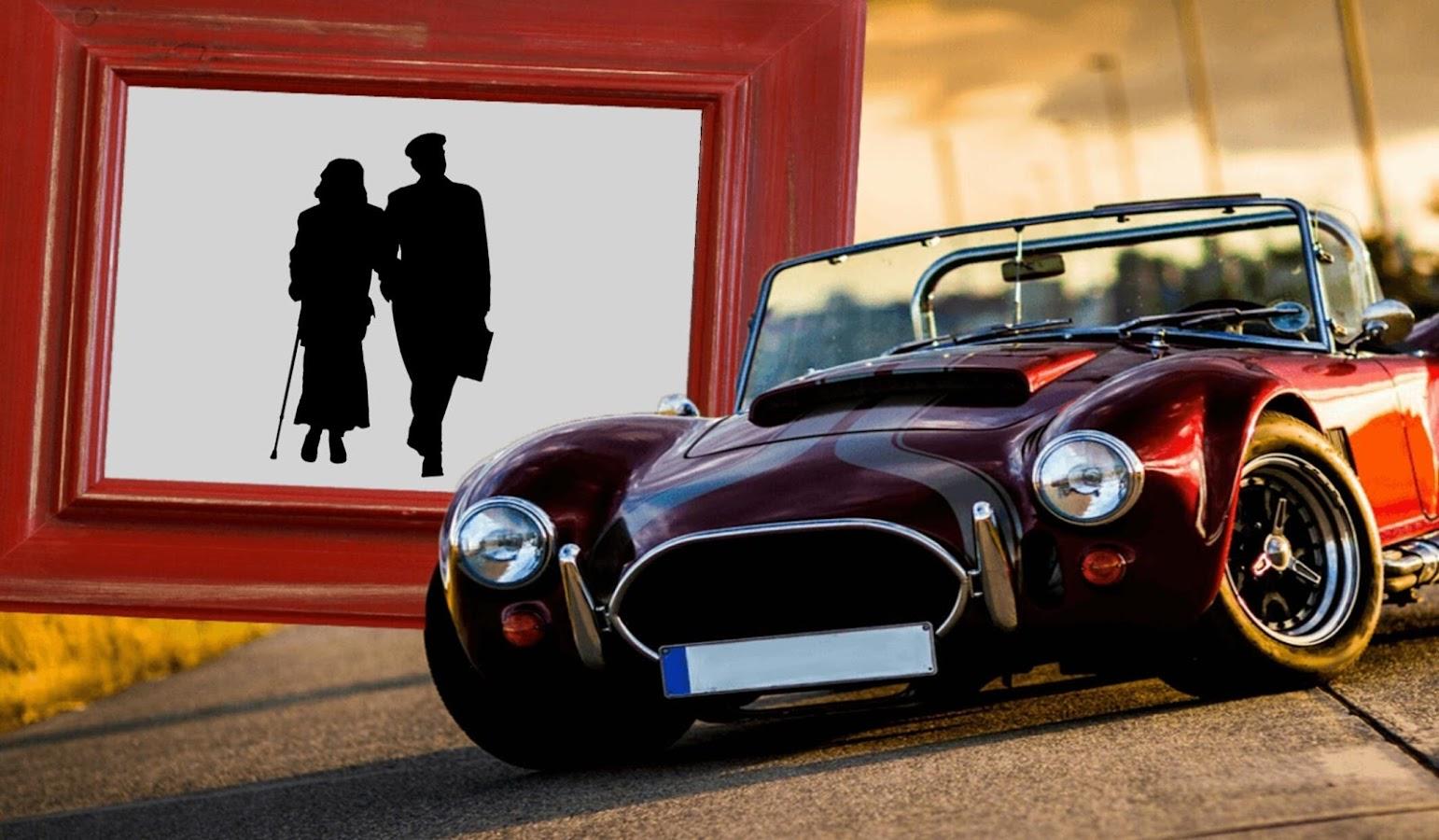 car photo frames screenshot