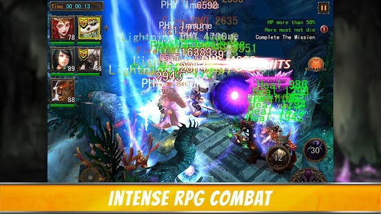 The Exorcists MMORPG - Android Apps on Google Play