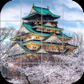 Tile Puzzle - Japan