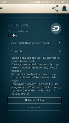 Smart Bitcoin Miner Wallet- Earn free money screenshot 6