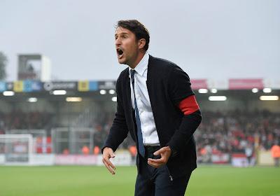 Malgré la lourde défaite contre l'Antwerp, Benat San José se veut confiant pour la suite