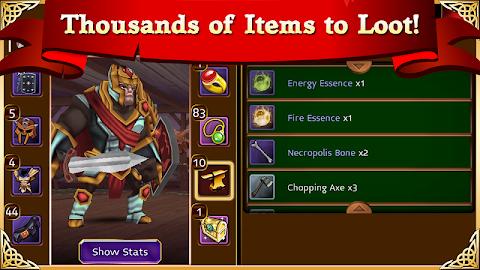 Arcane Legends Action RPG Screenshot 22