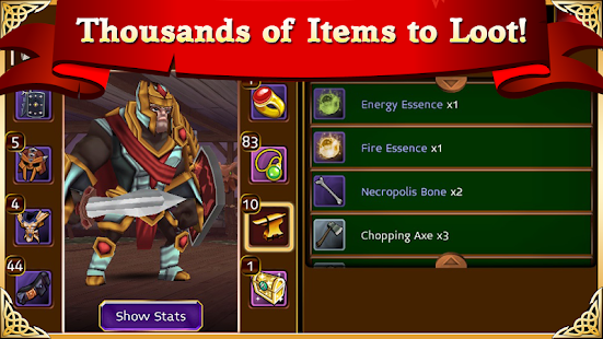 Arcane Legends- screenshot thumbnail